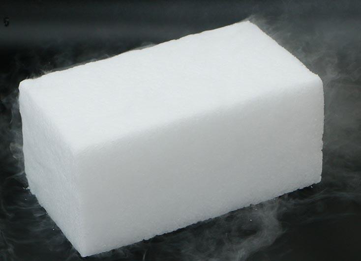 深圳砖状干冰